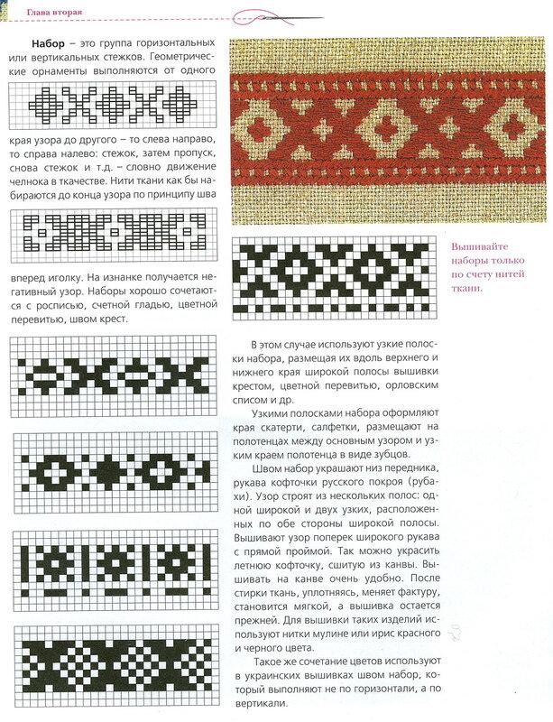 Объемный набор для вышивания