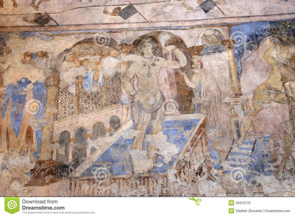 http://www.dreamstime.com/royalty-free-stock-photo-fresco-quseir-qasr-amra-desert-castle-near-amman-jordan-world-heritage-famous-s-built-th-century-umayyad-image43413775