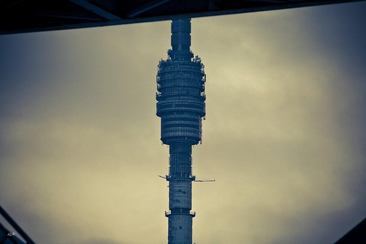 ВДНХ - январь 2010