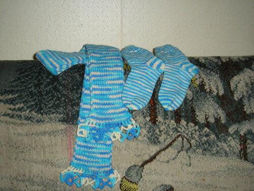 Как связать женский шарф крючком.  Приятного обучения.