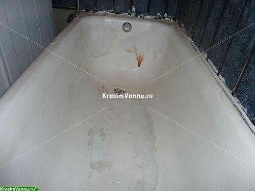 Эмалировка ванн г. Москва, 3й просп. Новогиреево - 03 - ДО