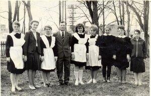Рябчинская школа.Выпуск 1990 года