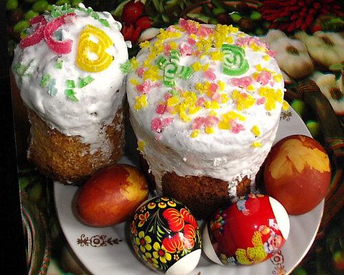 Календарь празднования Пасхи на 2010-2020 годы