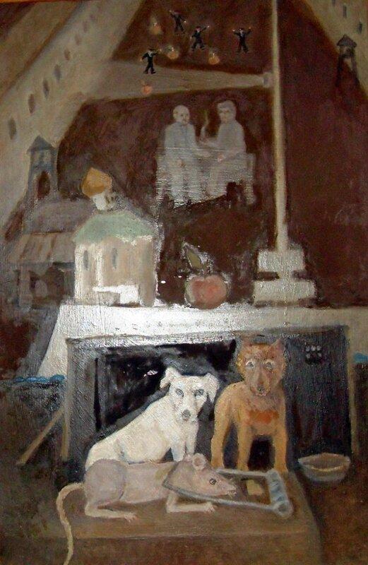 Выставка картин Тилькиева В.А. (3)