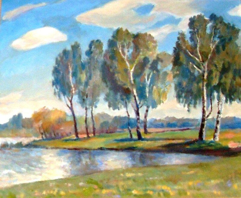 Выставка картин Тилькиева В.А. (16)