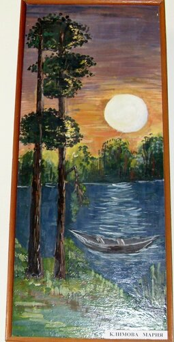 Картины юных ахтарских художников (5)