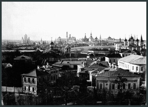 Кремль от Ивановской горки