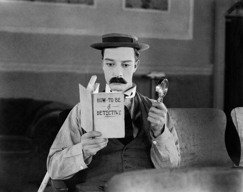 известные люди.Шерлок Холмс 1924