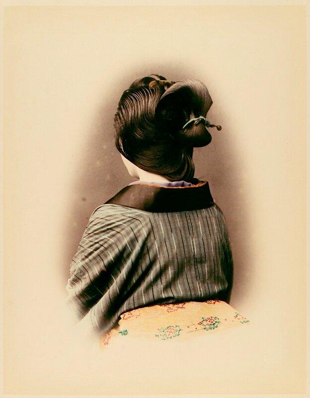 Kusakabe KIMBEI.Old Japanese Photographs