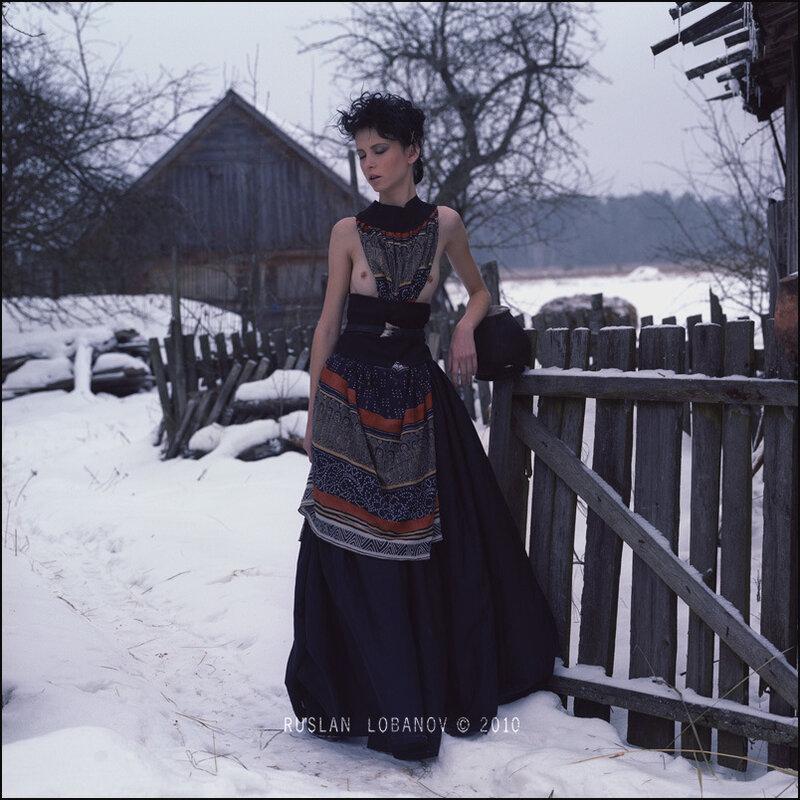 Ruslan Lobanov, снежные красавицы