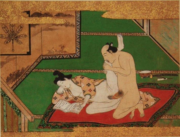 Китайски секс в гравюрах