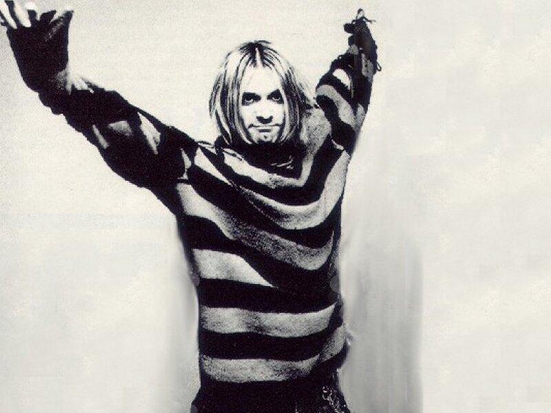 Курт Кобейн - Kurt Cobain