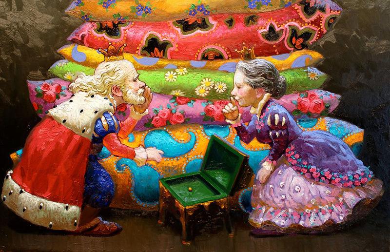 Сказочная живопись Виктора Низовцева (61).jpg
