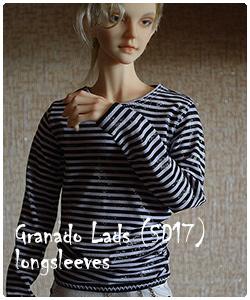 Granado Lads longsleeves