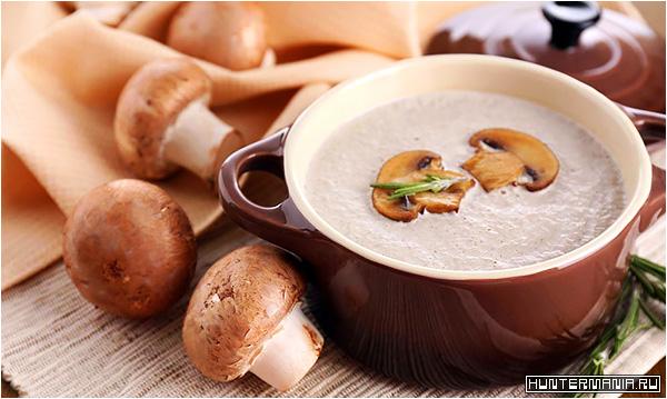 Как сделать грибной суп вкуснее