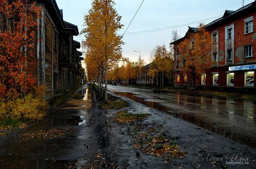 Фото города Инта №8141  Кирова 24, 15 и 17 08.09.2015_17:22