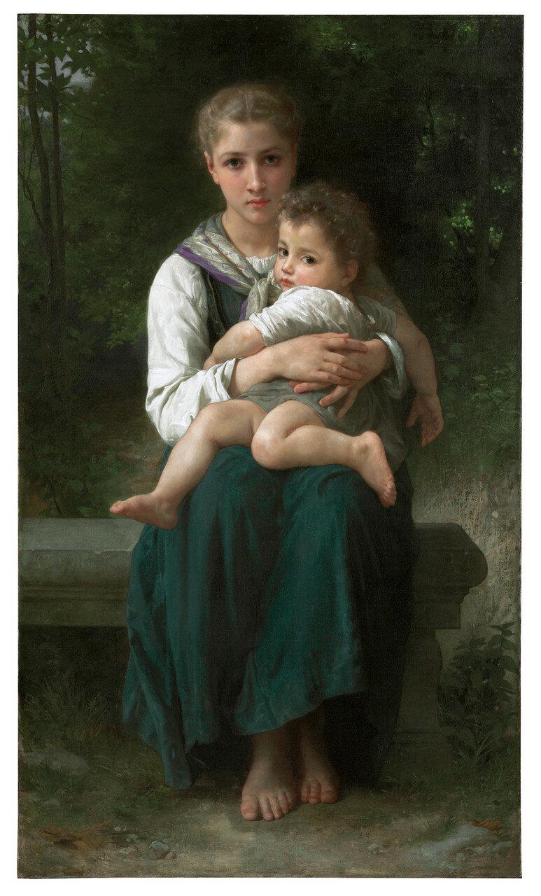 William-Adolphe_Bouguereau,_Les_deux_soeurs,_1877.jpg
