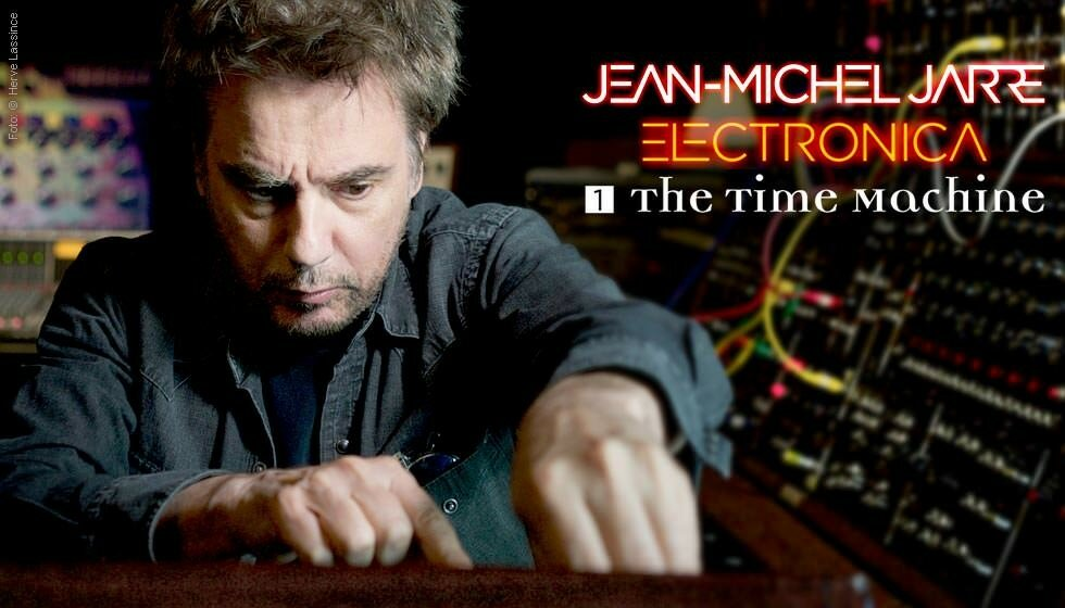 Jean Michel Jarre - Electronica 1: The Time Machine
