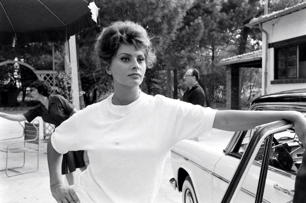 1. Италия, 1961 г. Сама Софи Лорен так отзывалась о дружбе с Эйзенштадтом: «Наше знакомство с Эйзи б