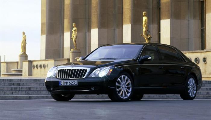 Автомобили Maybach изначально очень дорогие. Но когда известная швейцарская компания Rijck, занимающ