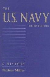 Книга The U.S. Navy: A History