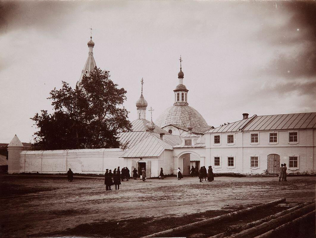Окрестности Нижнего Новгорода. Монастырь