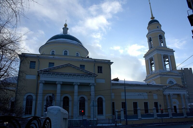 Храм Вознесения Господня («Большое Вознесение») в Сторожах, у Никитских ворот