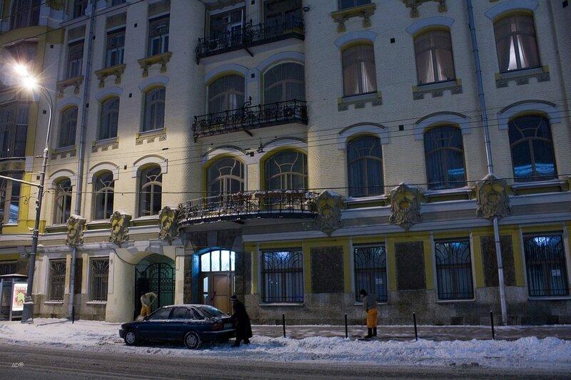 Бывший доходный дом И. П. Исакова