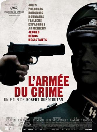 Армия преступников / L'armee du crime (2009/1400MB)