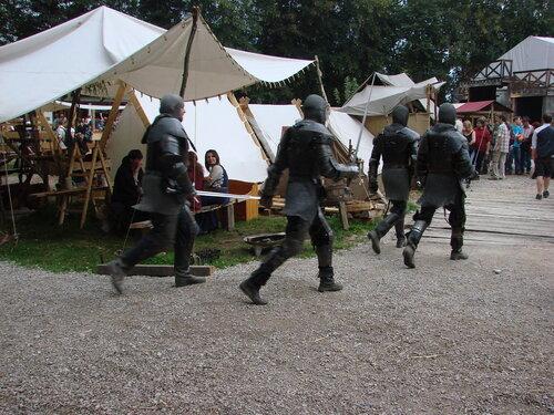 Рыцарский турнир в Кальтенберге