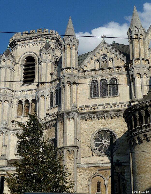 Церковь St Marie