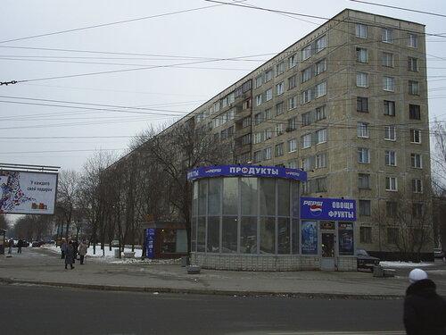 ул. Белы Куна 20к1