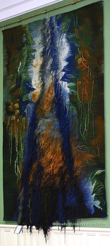 М. Звирбуле. «Плодородие» (1981). ГМЗ «Царицыно».