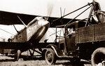 Аэродромный стартер АС-2 на шасси ГАЗ-АА