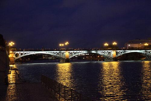 Ночной Гвадалквивир