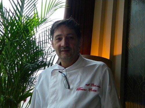 Автор кулинарных произведений из Италии*