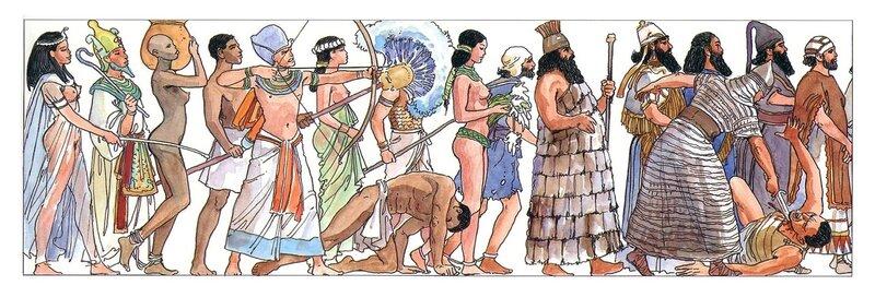 Культура секса в древнем египте