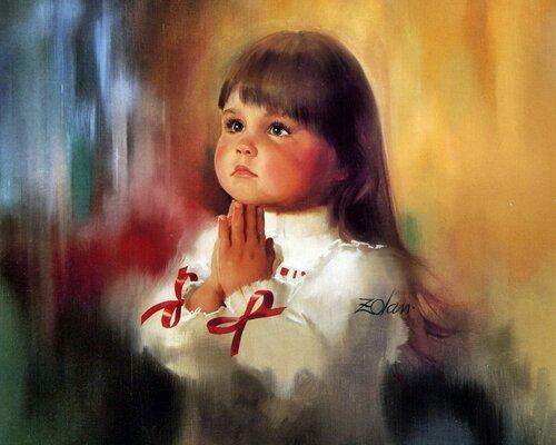 Есть ли место в жизни ребенка для религии?