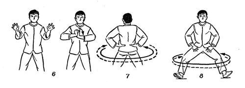 суставная гимнастика