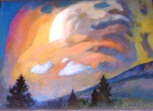 Выставка картин Тилькиева В.А.