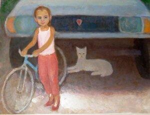 Выставка картин Тилькиева В.А. (7)