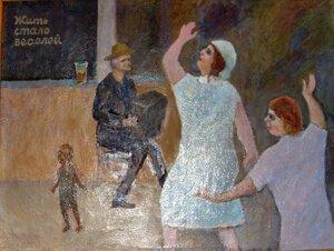 Выставка картин Тилькиева В.А. (11)