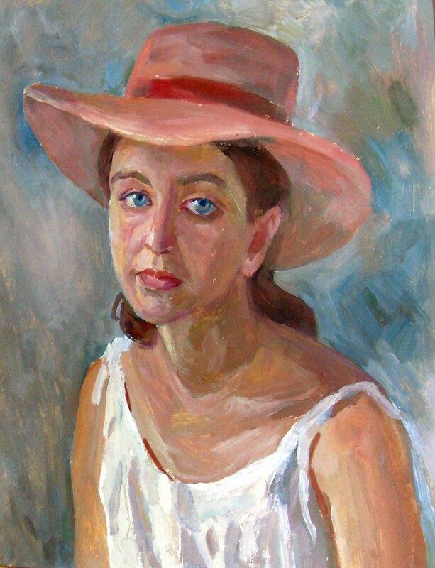 Тилькиев В.А. Выставка картин (2)