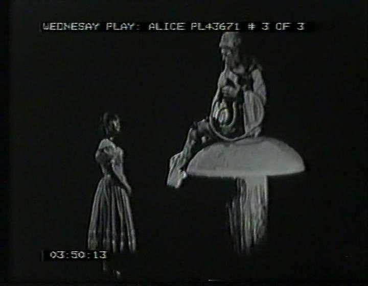 № 15 Представление по средам: Алиса/The Wednsday Play: Alice (Гарет Дэвис, 1965, Великобритания)