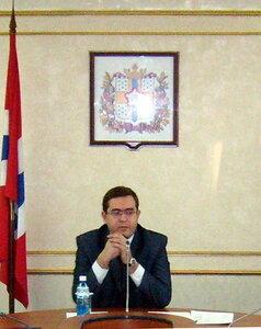 Андрей Бесштанько замещает губернатора