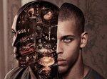 устройство мозга мужчины / brain of man