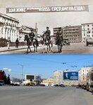 Харьков в годы ВОВ и сегодня