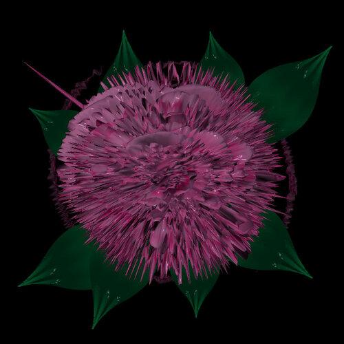 фантастический цветок