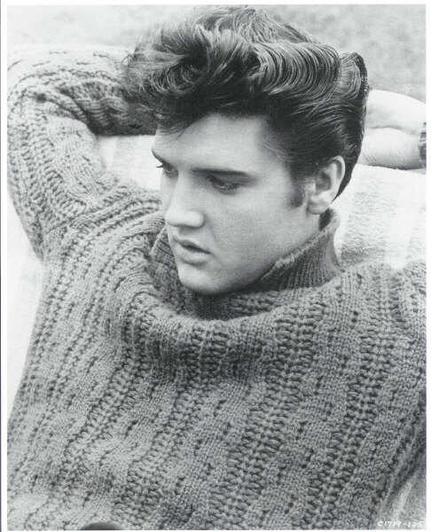 Famous People.Elvis Presley