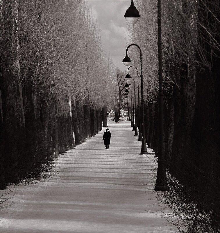 Городские пейзажи  Lora Palmer